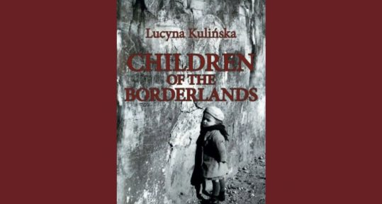 children of the borderlands book cover
