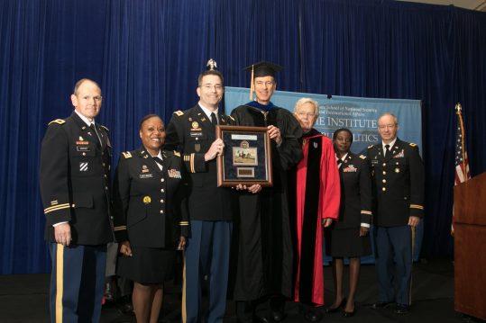 IWP Army Fellows 2015
