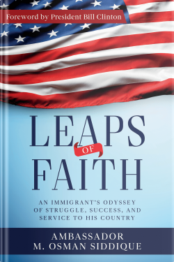 Leaps of Faith book cover