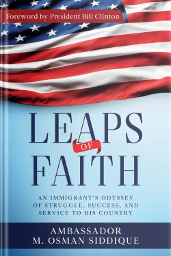 Leaps of Faith book cover