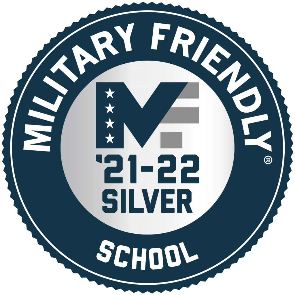 Military Friendly School 2021-22