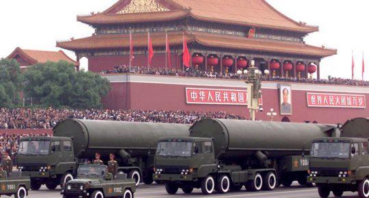 China weapons