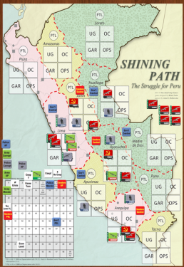 Shining Path Wargame
