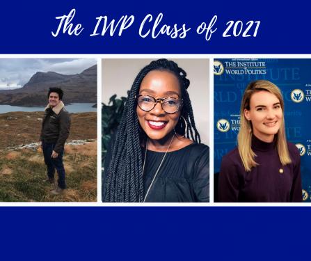 IWP Class of 2021