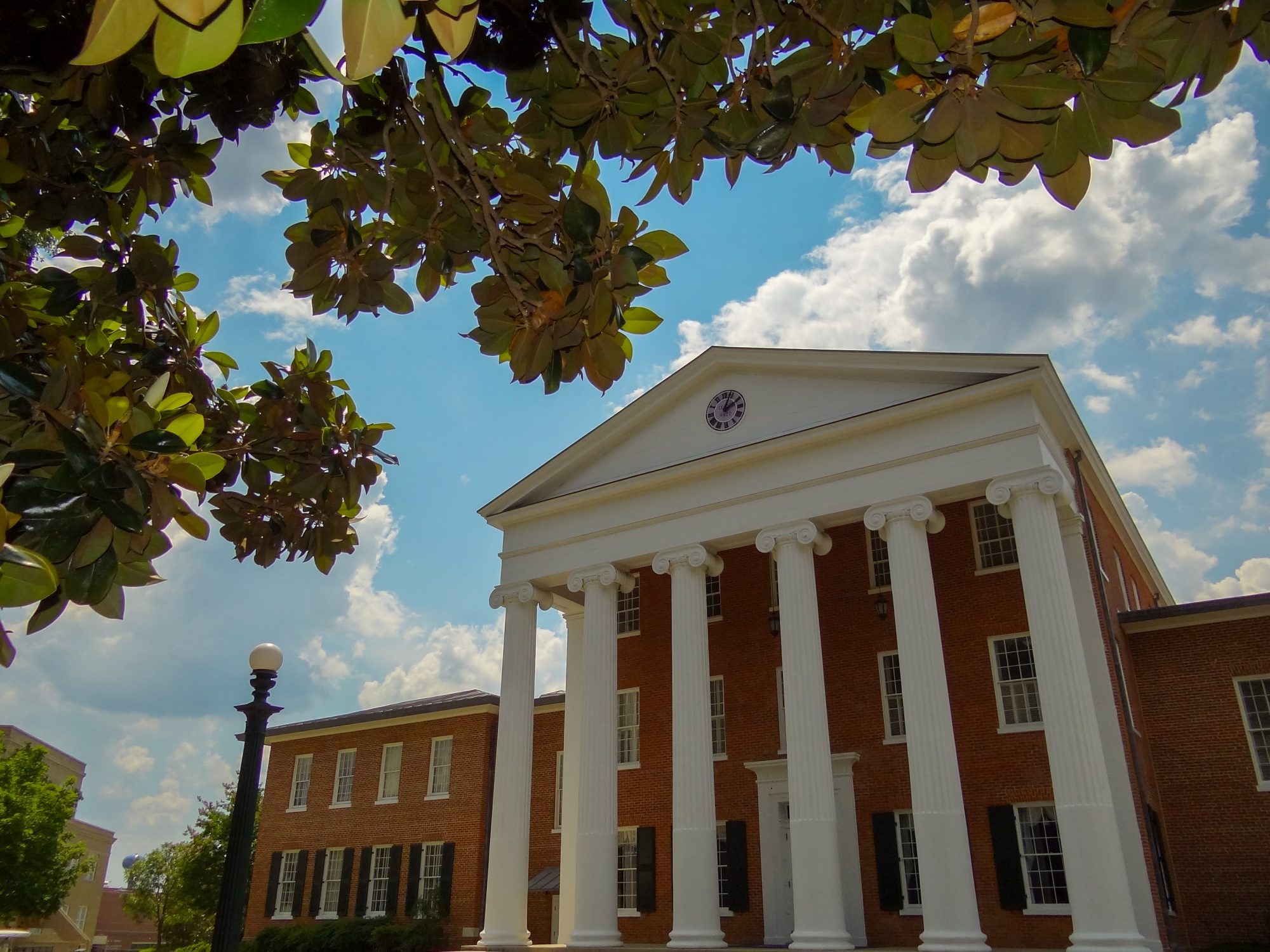 University of Mississippi, photo by Adam Jones, PhD