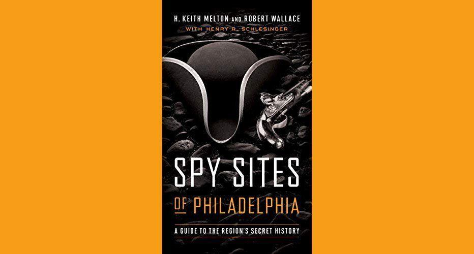 Spy Sites book cover