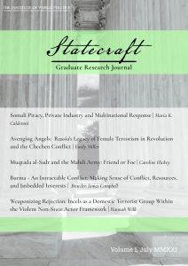 Statecraft Journal 2021